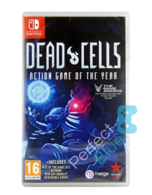 Gra Nintendo Switch Dead Cells Action Game Of The Year / + Brelok!