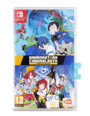 Gra Nintendo Switch Digimon Story: Cyber Sleuth - Complete Edition