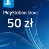 Kod / Klucz / Doładowanie PlayStation Store 50zł / wysyłka na email / Automat 24h