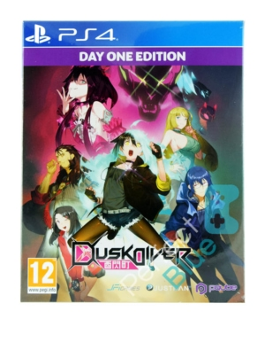 Gra PS4 Dusk Diver Day One Edition