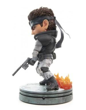 First4Figures Figurka Metal Gear Solid SD Snake