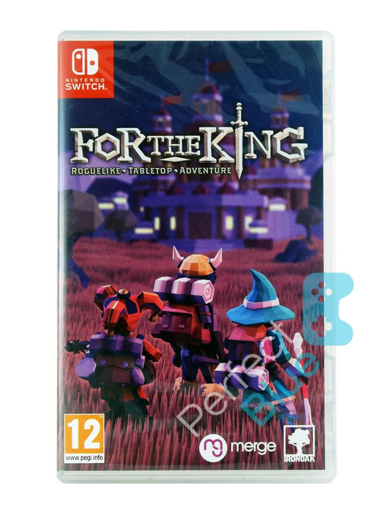 Gra Nintendo Switch For The King