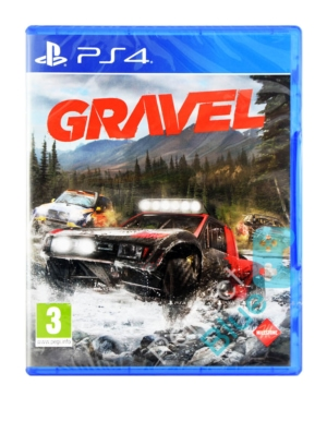 Gra PS4 Gravel