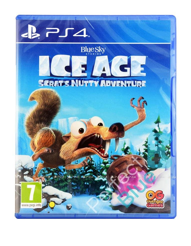 Gra PS4 Ice Age Scrat's Nutty Adventure / Epoka lodowcowa: Szalona przygoda Scrata