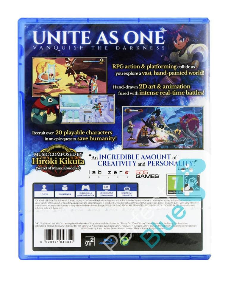 Gra PS4 Indivisible