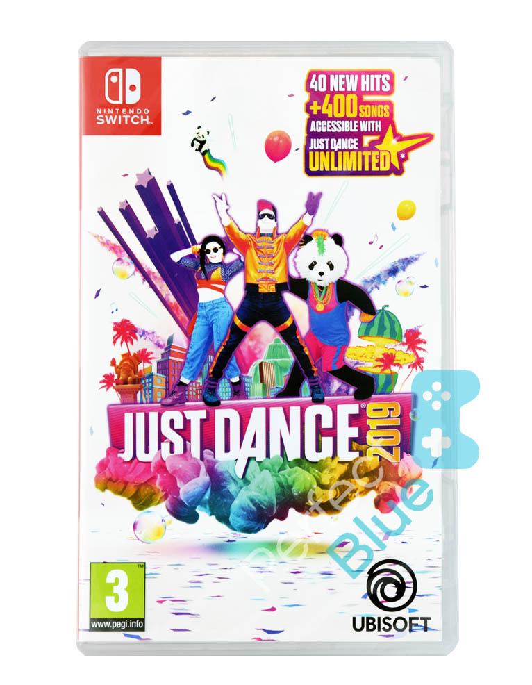 Gra Nintendo Switch Just Dance 2019