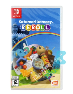 Gra Nintendo Switch Katamari Damacy Reroll