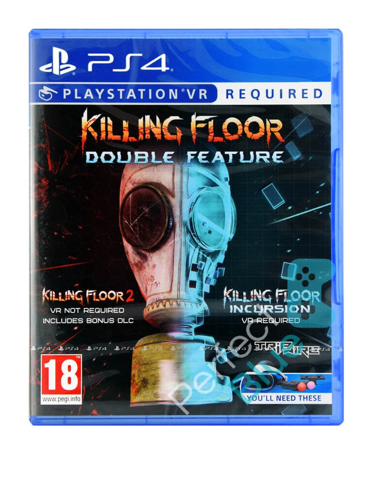 Gra PS4 VR Killing Floor Double Feature