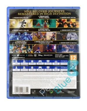 Gra PS4 Kingdom Hearts: The Story So Far