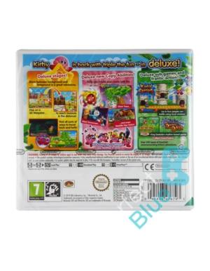 Gra Nintendo 3DS / 2DS Kirby Triple Deluxe