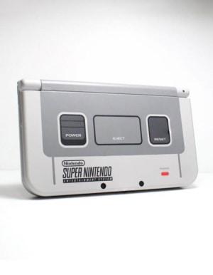 Konsola New Nintendo 3DS XL Edycja SNES