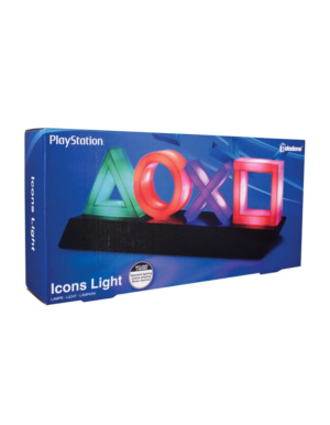 Gadżet Lampka PlayStation Icons Light