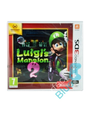 Gra Nintendo 3DS / 2DS Luigi's Mansion 2