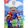 Gra Nintendo Switch Mario & Sonic at the Olympic Games Tokyo 2020 + Plakat + Naklejki!