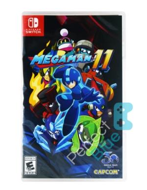 Gra Nintendo Switch Mega Man 11