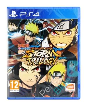 Gra PS4 Naruto Ultimate Ninja Storm Trilogy