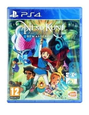 Gra PS4 Ni No Kuni: Wrath Of The White Witch Remastered