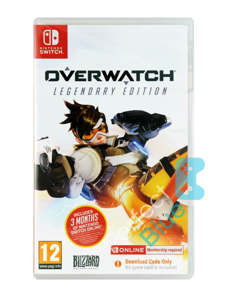 Gra Nintendo Switch Overwatch Legendary Edition