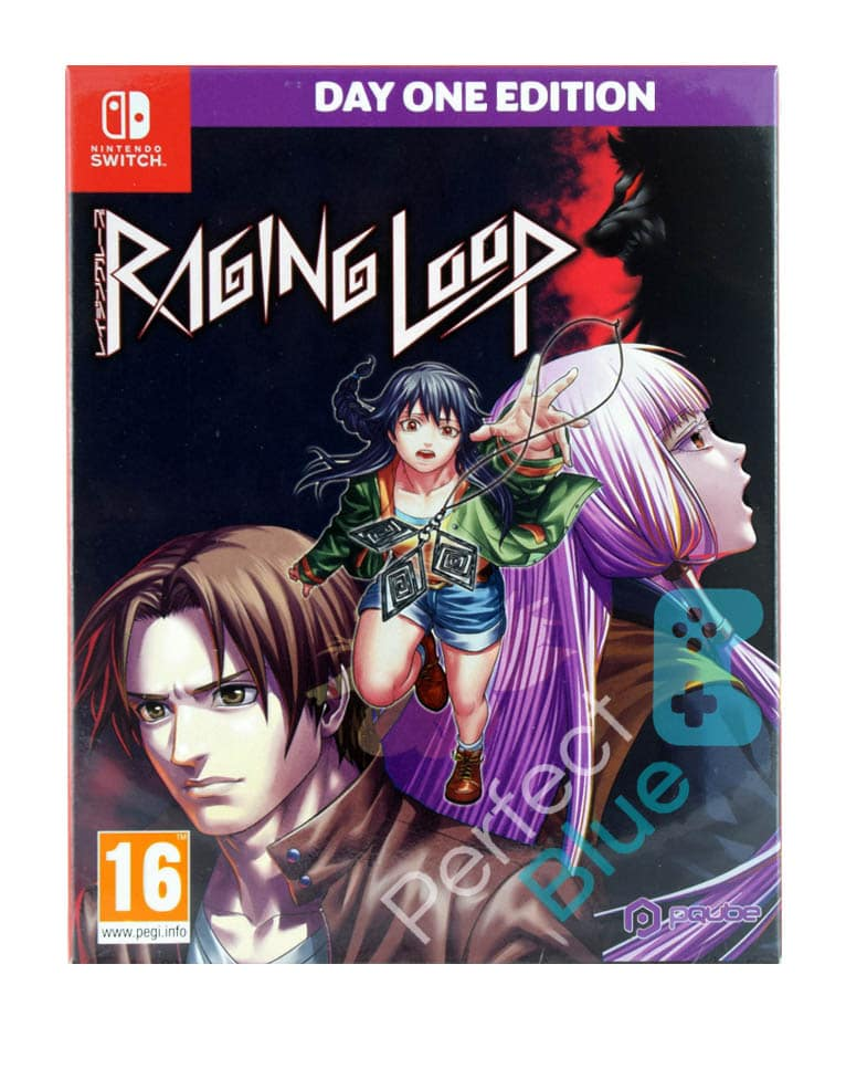 Gra Nintendo Switch Raging Loop Day One Edition / + Artbook!
