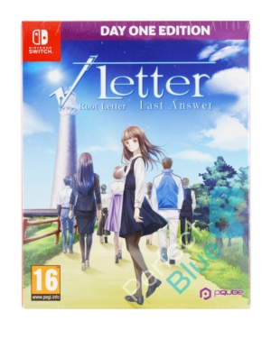 Gra Nintendo Switch Root Letter Last Answer Day One Edition