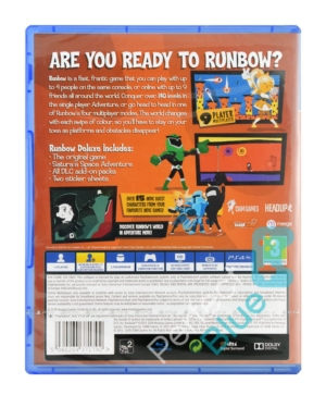 Gra PS4 Runbow Deluxe Edition