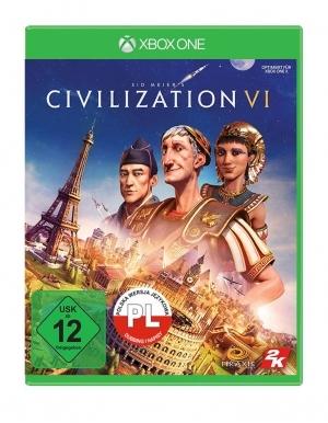 Sid Meiers Civilization 6 Cywilizacja Iv Gra Xbox One Niemiecka