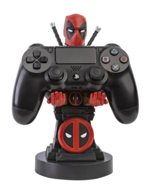 Cable Guys Figurka / Stojak na Kontroler lub Telefon Deadpool