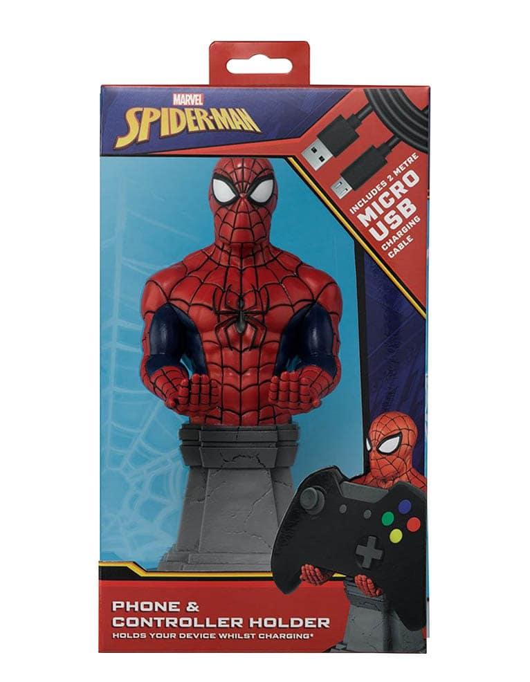 Cable Guys Figurka / Stojak na Kontroler lub Telefon Spider-Man