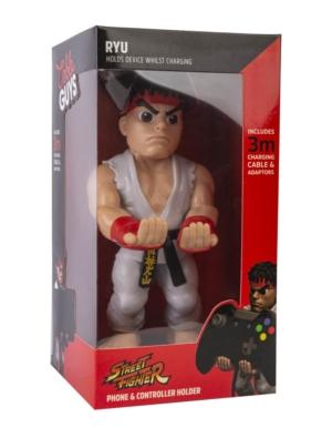 Cable Guys Figurka / Stojak na Kontroler lub Telefon Street Fighter Ryu