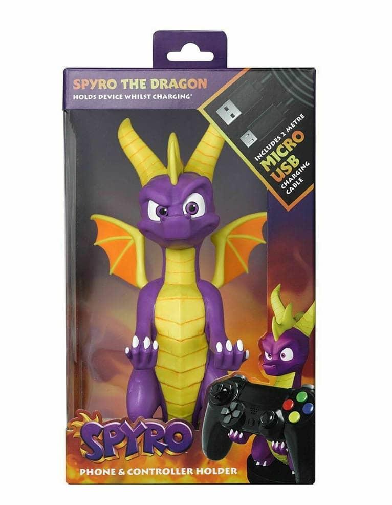 Cable Guys Figurka / Stojak na Kontroler lub Telefon Spyro The Dragon