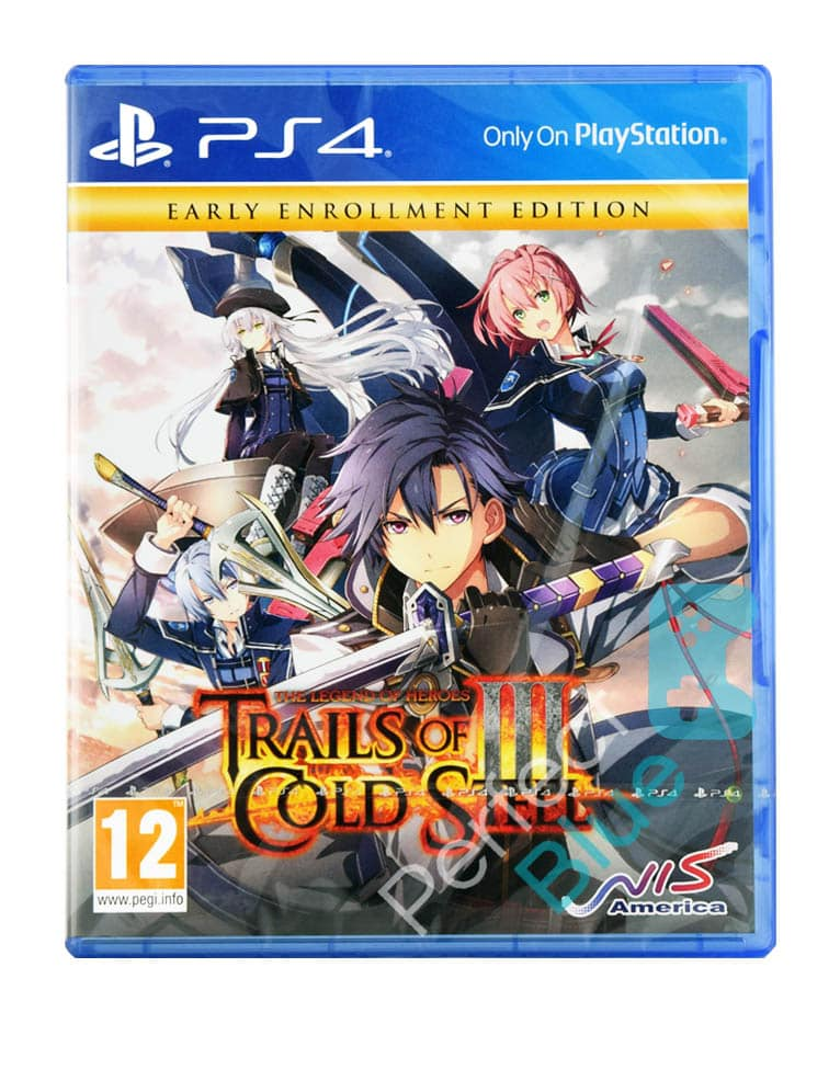 Gra PS4 Trails of Cold Steel III - Early Enrollment Edition