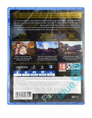 Gra PS4 The Outer Worlds PL