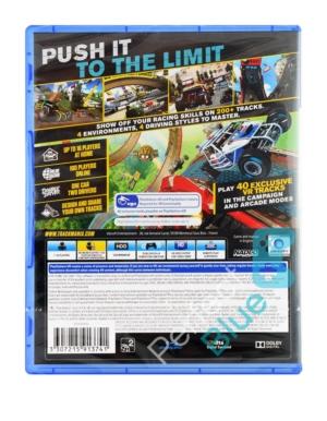 Gra PS4 VR Trackmania Turbo PL