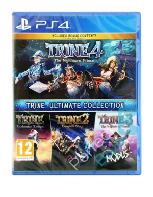 Gra PS4 Trine - Ultimate Collection / 1+2+3+4