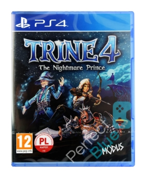 Gra PS4 Trine 4: The Nightmare Prince PL