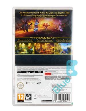 Gra Nintendo Switch Trine 4: The Nightmare Prince PL