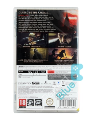 Gra Nintendo Switch Vampyr