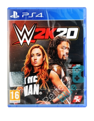 Gra PS4 WWE 2K20 / W2K20 + DLC!