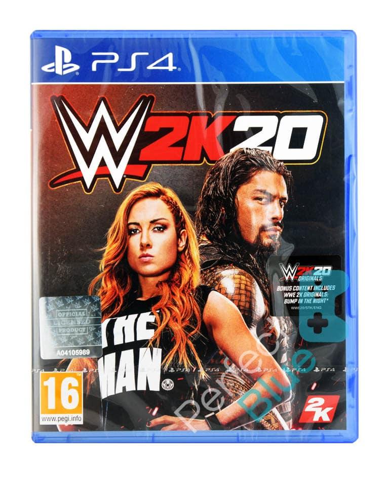 Gra PS4 WWE 2K20 / W2K20 + DLC!