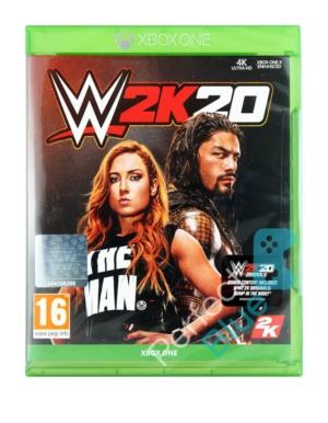 Gra Xbox One WWE 2K20 / W2K20