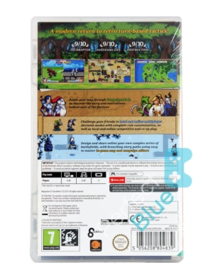 Gra Nintendo Switch WarGroove Deluxe Edition