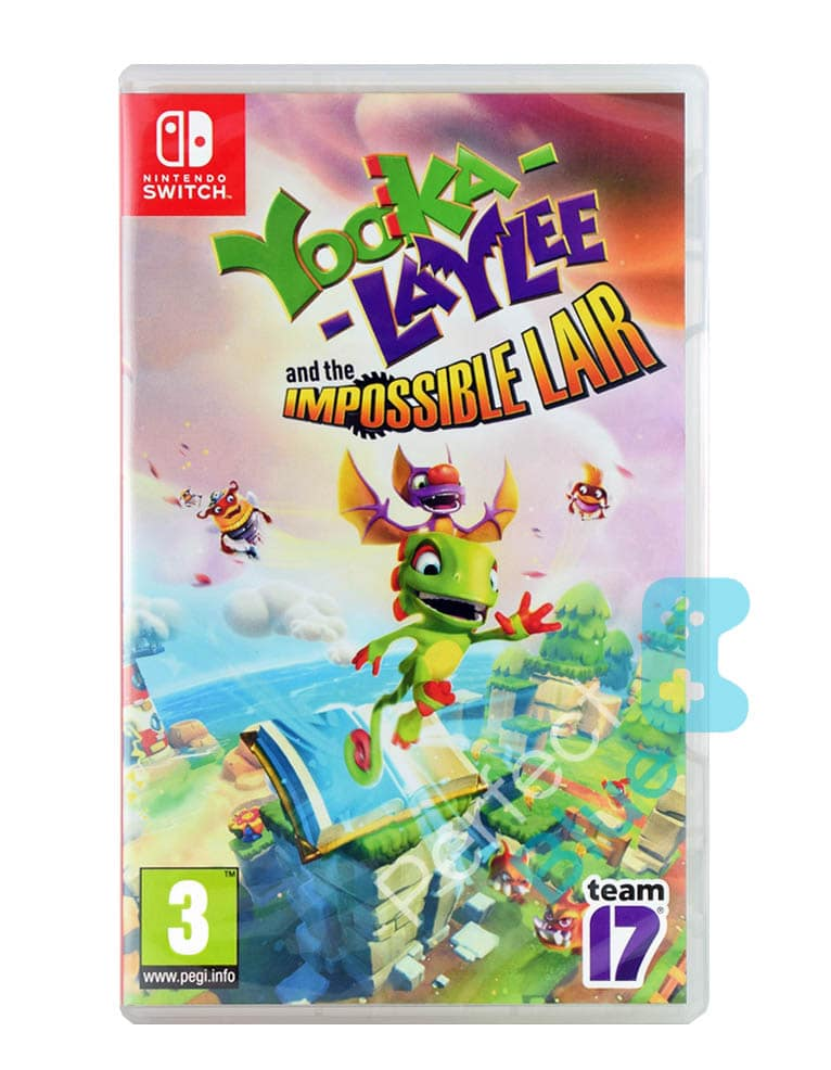 Gra Nintendo Switch Yooka-Laylee and the Impossible Lair