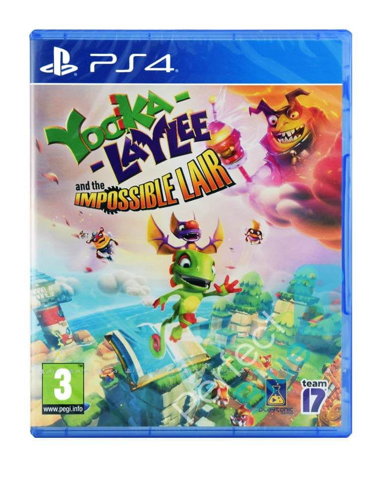 Gra PS4 Yooka-Laylee and the Impossible Lair