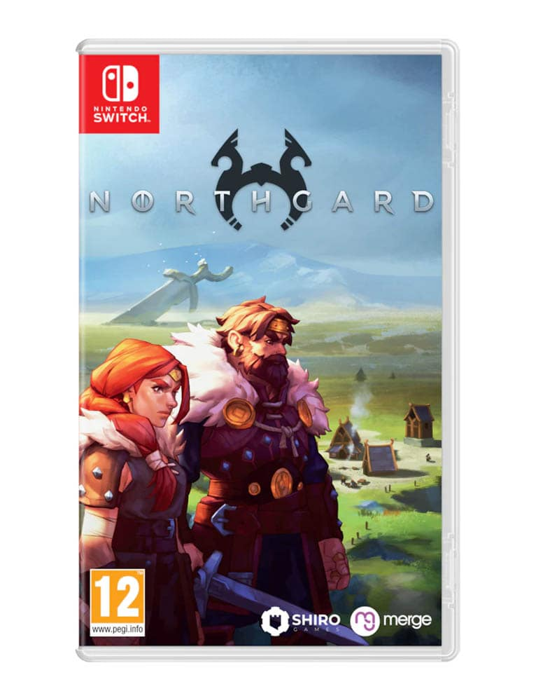 Gra Nintendo Switch Northgard PL