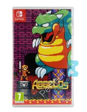 Gra Nintendo Switch Aggelos