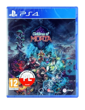Gra PS4 Children of Morta