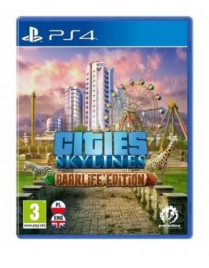 Gra PS4 Cities Skylines Parklife Edition PL