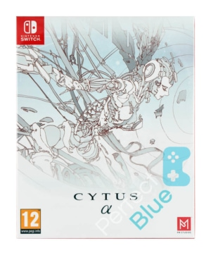 Gra Nintendo Switch Cytus Alpha