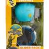 Fortnite McFarlane Toys Glider Pack / Szybowiec oraz Panel Skokowy Niebieski