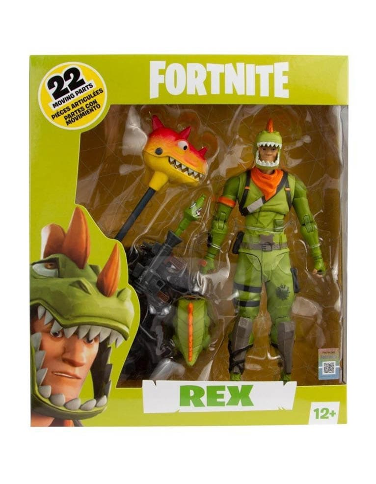 Figurka Fortnite McFarlane Toys - Rex 17cm